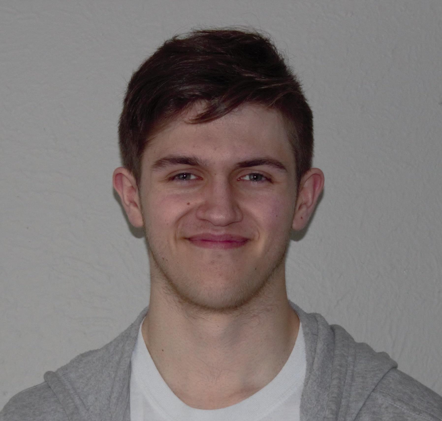 Dillon Pietsch headshot